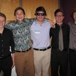 East Jazz Combo group shot