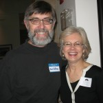 Mark Hottmann and Sue Gleason